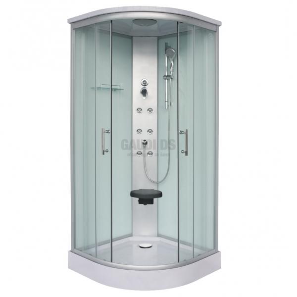 Хидромасажна душ кабина Rumba 90х90х215 GDSSANCL88