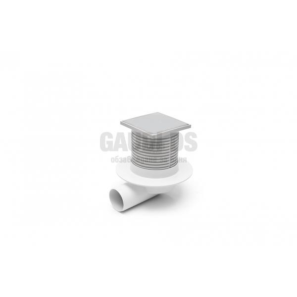 MCH рогов точков сифон за баня за плочка с клапа Neptun C 425 X L