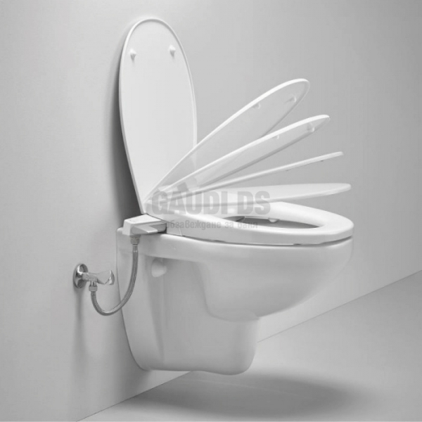 Grohe Bau Ceramic тоалетна седалка-биде с капак 39648SH0
