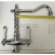 Висок ретро смесител за мивка Blandini Tres 2R 4 BL_17895.32