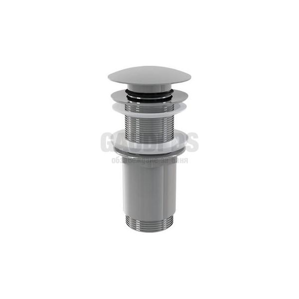 Alcaplast клик-клак сифон за мивка голям, без преливник A395