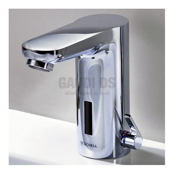 SCHELL CELIS E Сензорен смесител за мивка 9V 012290699