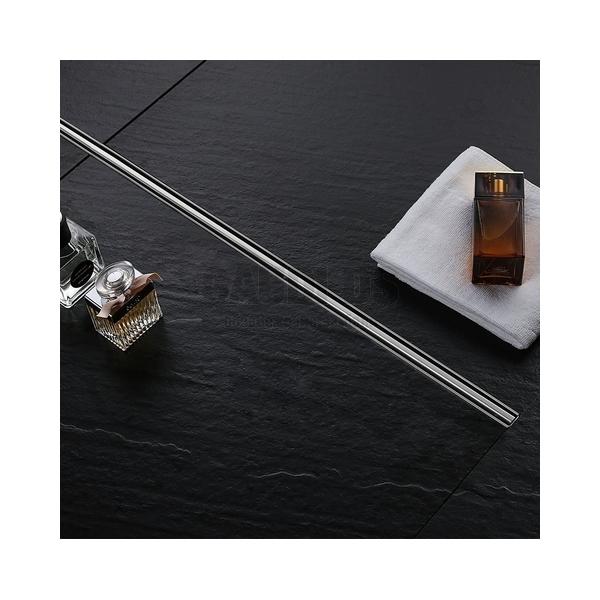 Blandini линеен сифон за баня Ultra Slim 80см US02647 - 80