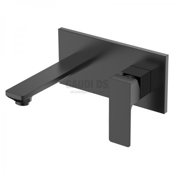 Вграден смесител за мивка Black черен мат gdswellACS0271
