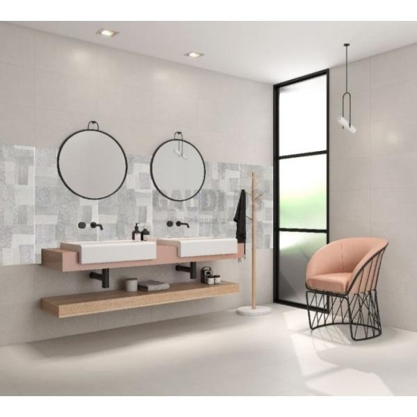 Плочки за баня Droit 33,3x55 см pl_prissmaser_droit