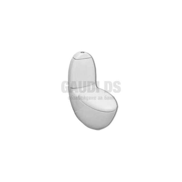 Serel Orca изящен дизайн с яйцевидна форма