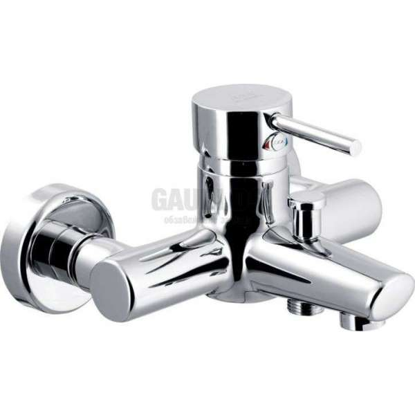E.C.A. Mix Minimal смесител за вана/душ