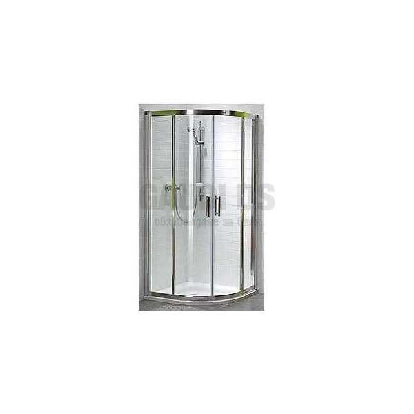 Овална душ кабина KOLO Geo 6 80x80 GKPG80222003