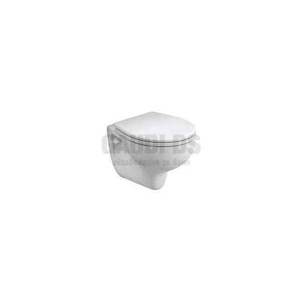 Висяща тоалетна чиния с хоризонтално оттичане KOLO Rekord