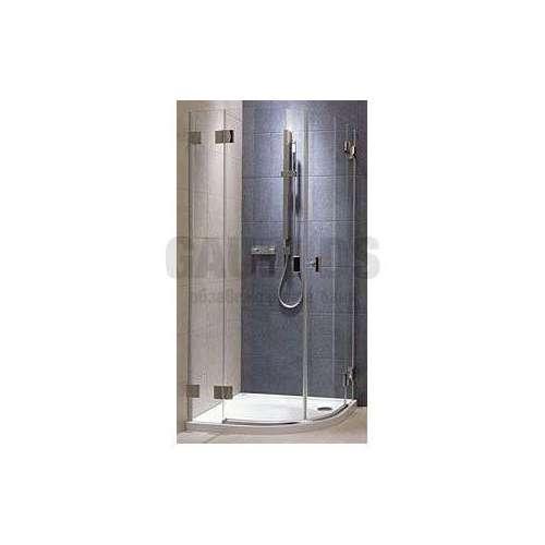 Овална душ кабина KOLO Niven 80x80