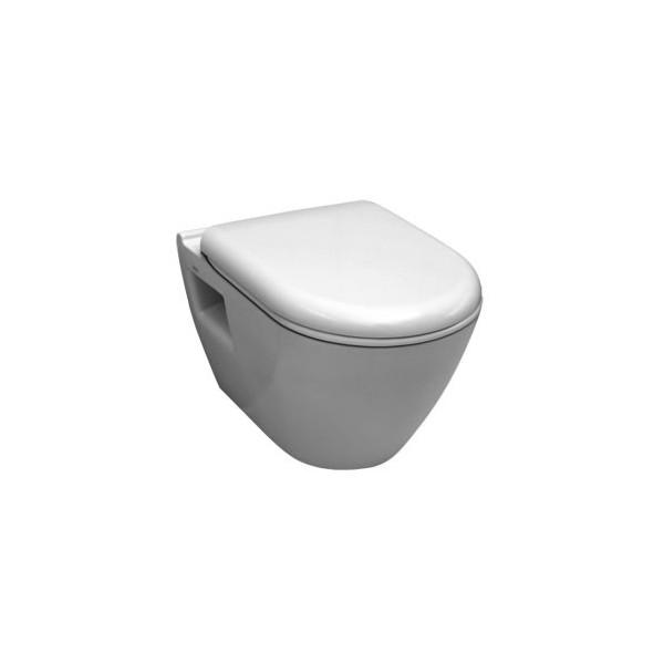 Конзолна тоалетна чиния 52 cm Serel Smart