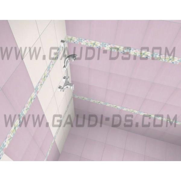 Happy 25x33 - шарени серия за баня F0000084