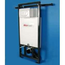 Структура с казанче за вграждане Alacplast A101 с бутон и крепеж 2