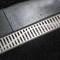 Лентов сифон ACO ShowerDrain C - Wave от 585 до 1185 мм