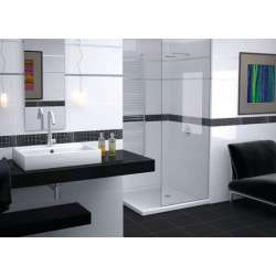 Плот за баня от PVC с мивка пример plot_PVC_1