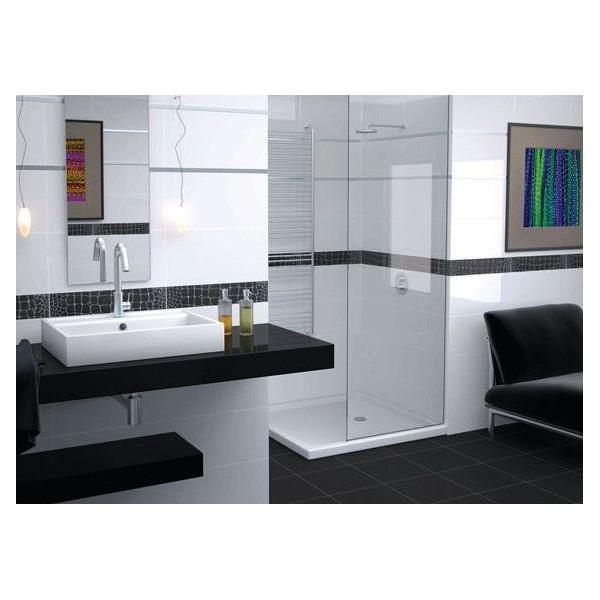 Плот за баня от PVC с мивка пример