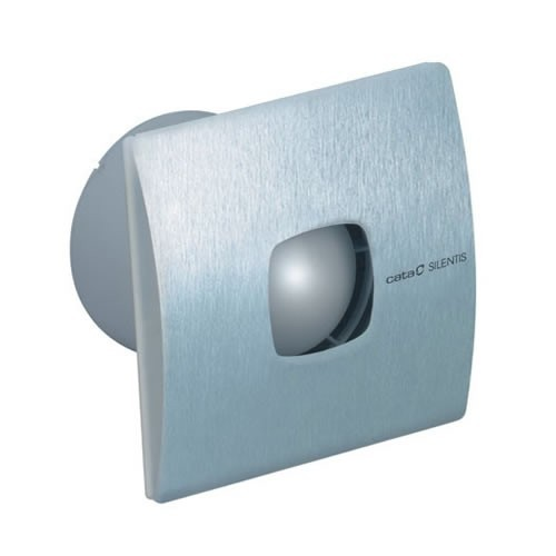 Cata SILENTIS 12 инокс вентилатор за баня