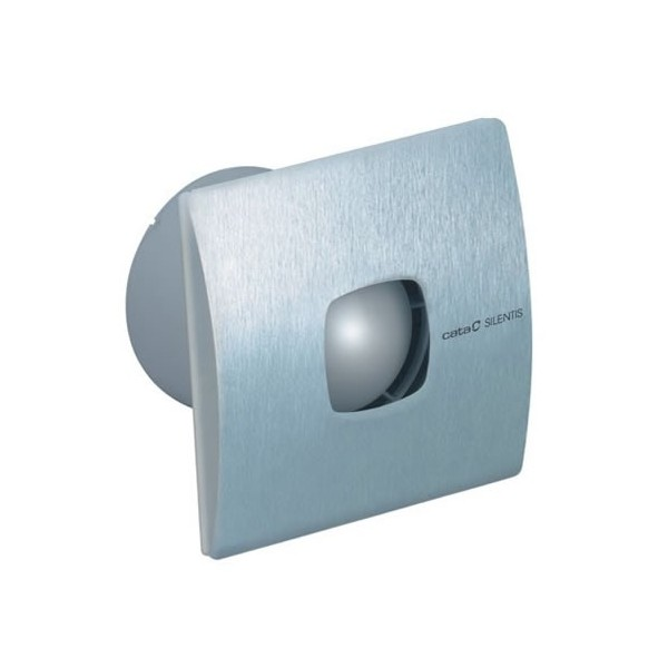 Cata SILENTIS 12 инокс вентилатор за баня SILENTIS 12 INOX