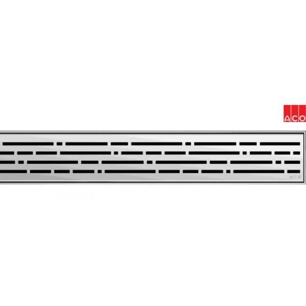 Лентов сифон ACO ShowerDrain E - Mix от 700 до 1200 мм 0153.76.44 + 9010.56.03