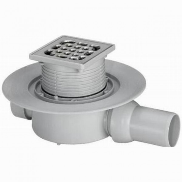 Viega Advantix рогов сифон за баня без суха клапа 557119