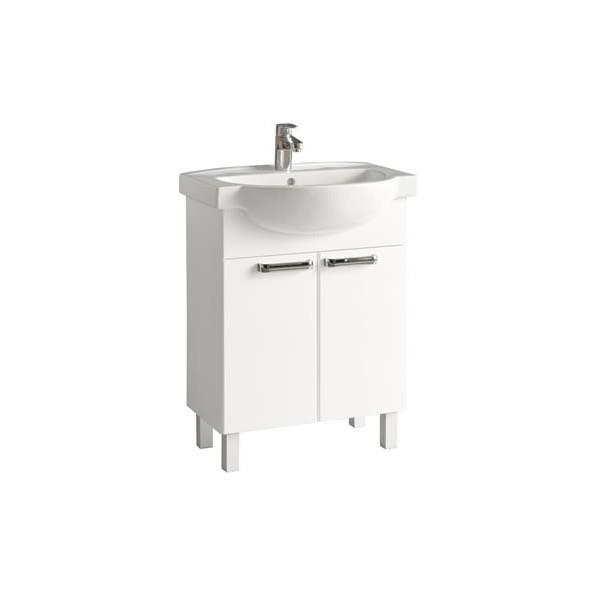 KOLO Freja 65см - комплект с мивка