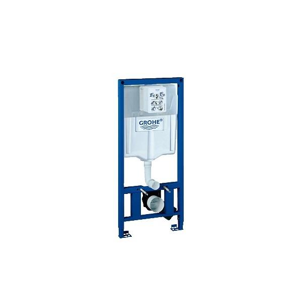 Структура за вграждане Grohe Rapid SL за WC с вертикална опора