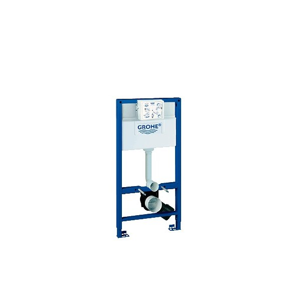 Ниска структура за вграждане Grohe Rapid SL за WC 100cm 38525001