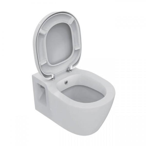 Ideal Standard Connect конзолна тоалетна чиния с биде