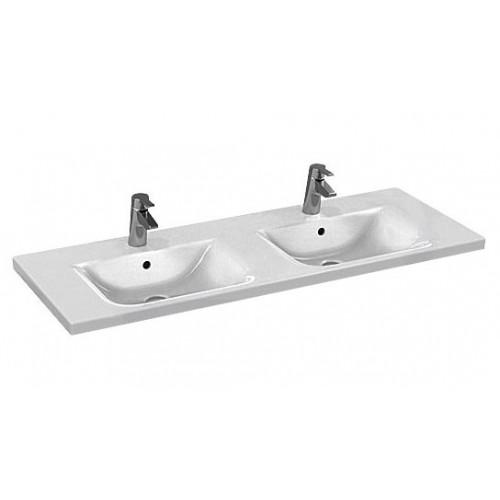 Ideal Standard Connect 130 см двойна мивка