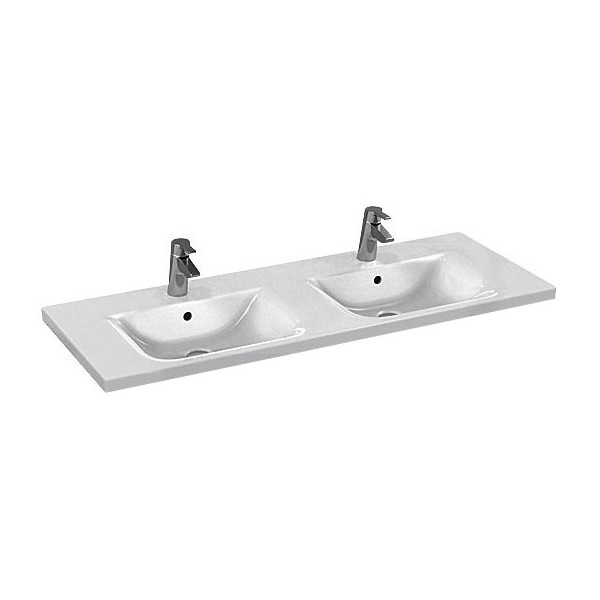 Ideal Standard Connect 130 см двойна мивка E813601