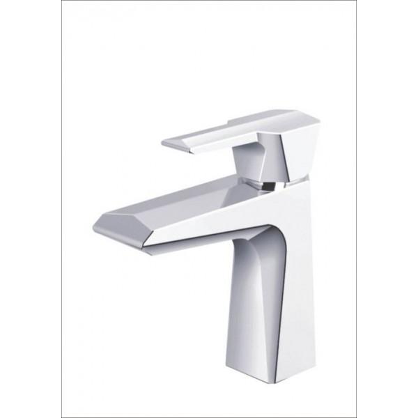 Смесител за мивка с ръбести форми Nior със сифон smesitel_5
