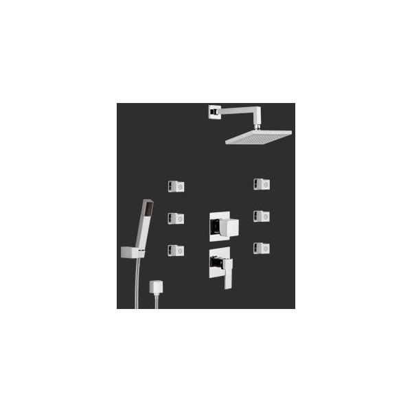 Душ система с хидромасаж Mariani Polar 170PA
