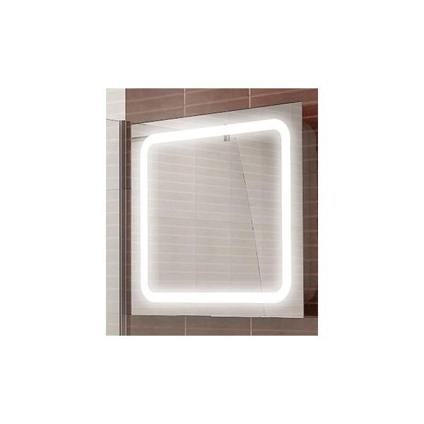 Огледало Линеа с осветление на 65см