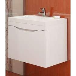 Долен за баня с мивка Мали 60см