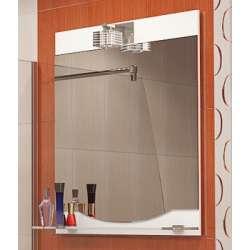 Огледало Мали на 60см с полица и осветление triano_mali_goren