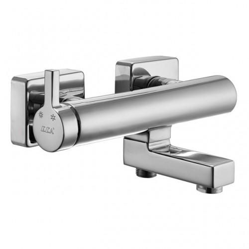 E.C.A. Mina смесител за вана/душ с въртящ се чучур