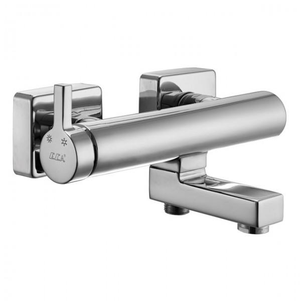 E.C.A. Mina смесител за вана/душ с въртящ се чучур 102102442