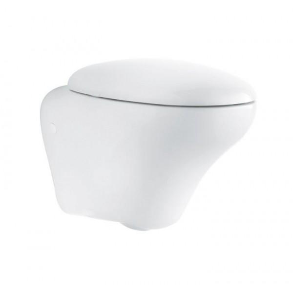 Висяща тоалетна чиния KOLO Ego Ovum L43100