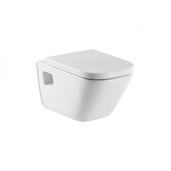 Окачена тоалетна чиния ROCA The Gap 346477000