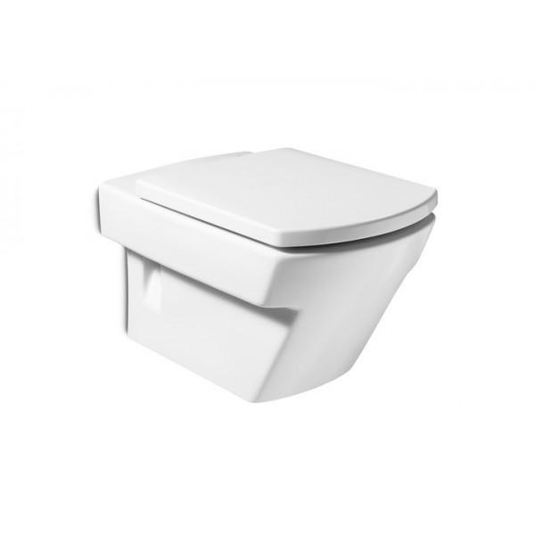 Окачена тоалетна чиния ROCA Hall 56 см 34662E000