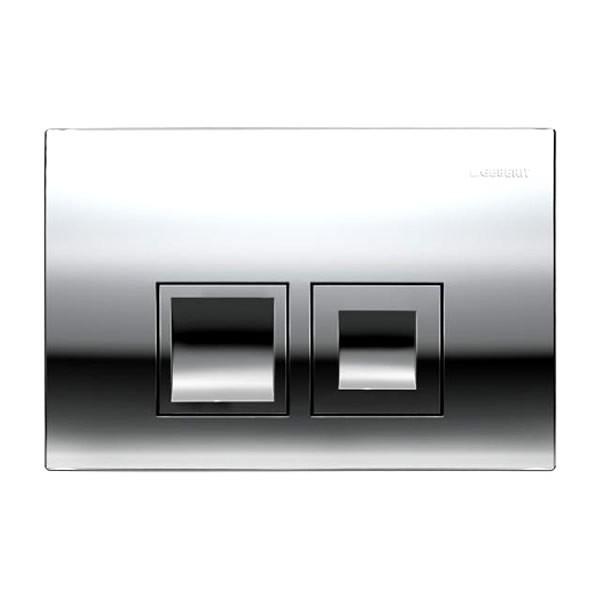 Geberit Delta 50 Хром лъскав активатор за WC 115.135.21.1