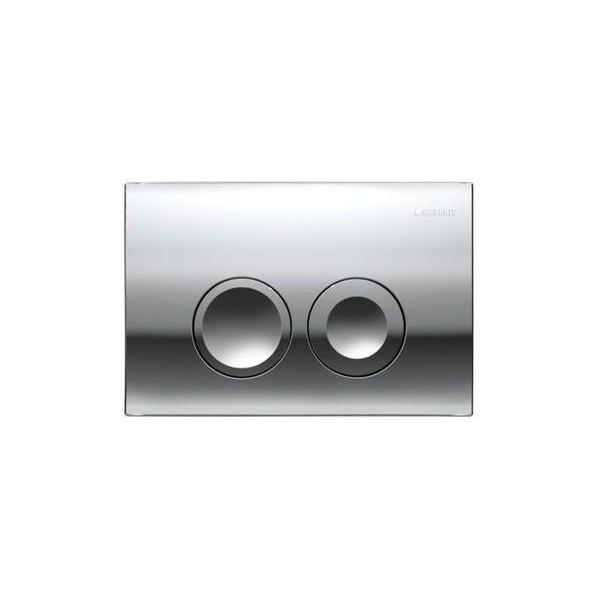 Geberit Delta 21 хром лъскав активатор за WC