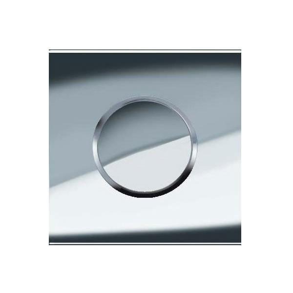 Geberit Sigma 10 хром лъскав пневматичен активатор за писоар