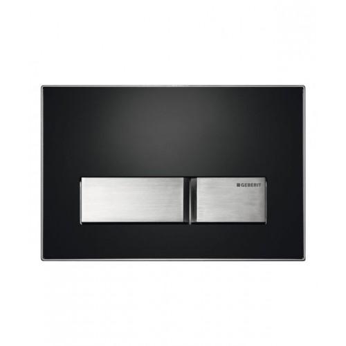 Geberit Sigma 50 черен активатор за WC