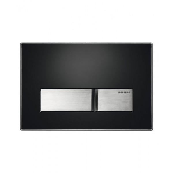 Geberit Sigma 50 черен активатор за WC 115.788.DW.5