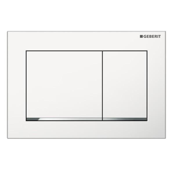 Geberit Omega 30 бял активатор за WC 115.080.KJ.1