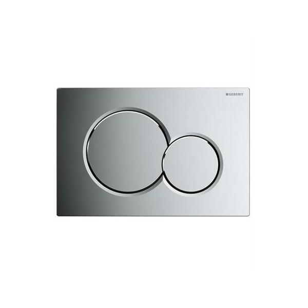 Geberit Sigma 01 хром лъскав активатор за WC