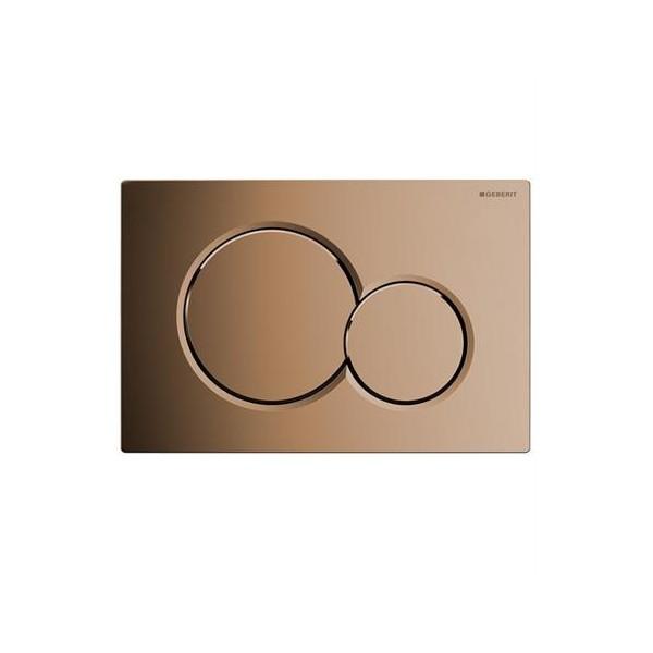 Geberit Sigma 01 специален месинг активатор за WC