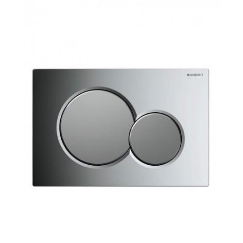 Geberit Sigma 01 хром лъскав/мат активатор за WC