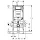 Geberit Duofix Sigma структура за WC с вентилация и ароматизатор 2